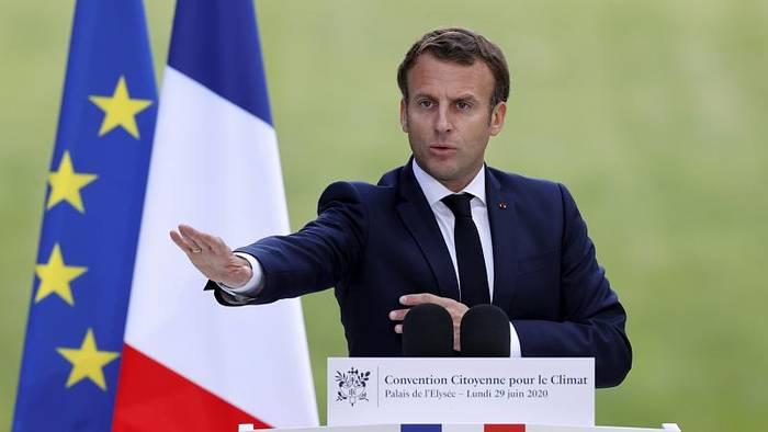 News video: Macron und die grüne Revolution