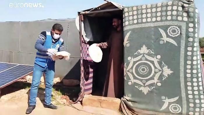 News video: Syrien-Geberkonferenz: Milliarden für die notleidende Bevölkerung