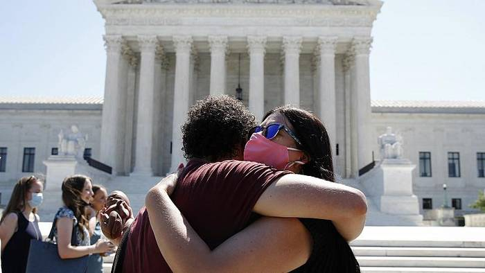 News video: Supreme Court verhindert schärferes Abtreibungsgesetz in Louisiana