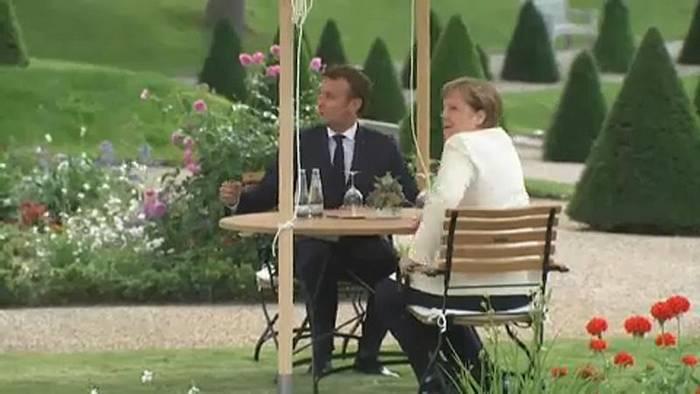 Video: Wie Merkel ihre zweite EU-Ratspräsidentschaft zum Erfolg führen will