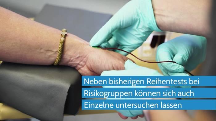 News video: Coronavirus: Neue Testmuoglichkeiten für Bayern