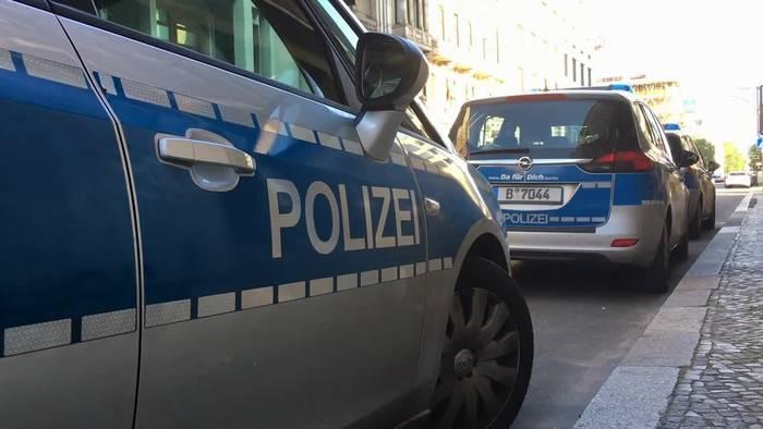 Video: Polizei sucht nach Unbekanntem