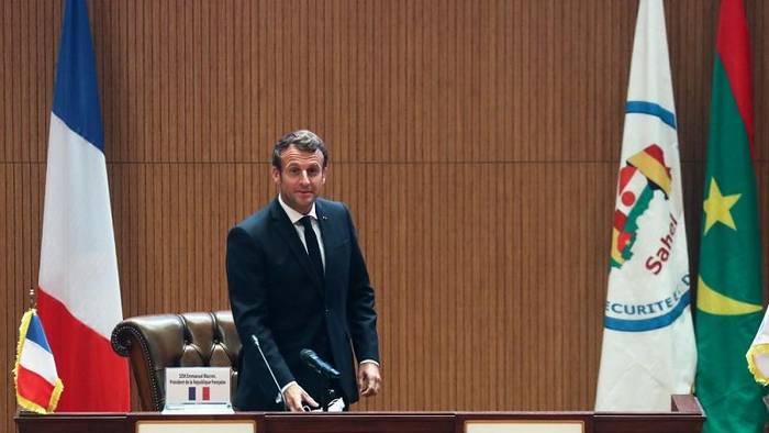 News video: Sahel-Konferenz: Frankreich geht im Kampf gegen den Terror voran