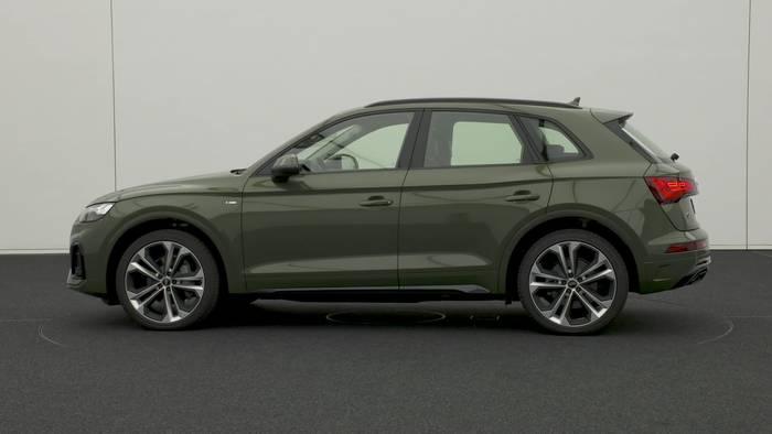 Video: Der Audi Q5 - digitale OLED-Technologie in den Heckleuchten des Audi Q5