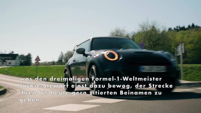 """News video: Die """"Grüne Hölle"""" ist sein Paradies - Der neue MINI John Cooper Works GP"""