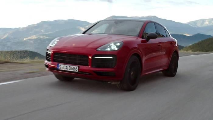 News video: Die neuen Porsche Cayenne GTS-Modelle - Antrieb und Fahrwerk im Detail