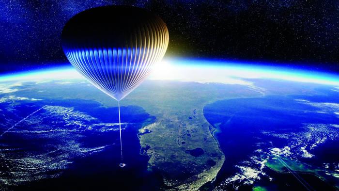 Video: Schwerelos ins All: Raumfahrt im Ballon