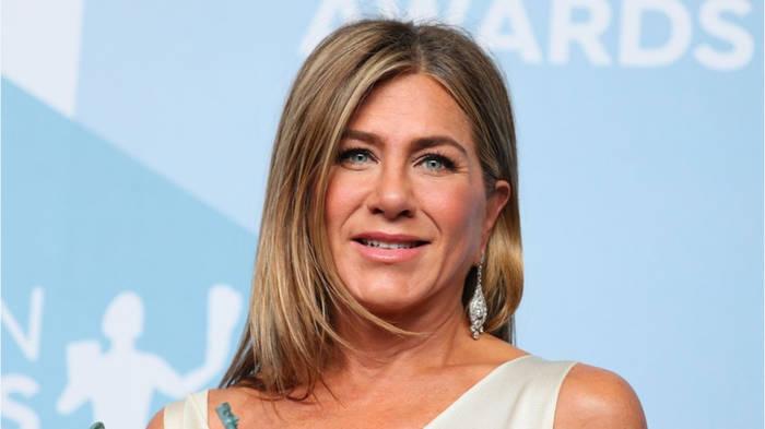 News video: Nicht ohne: Jennifer Aniston appelliert