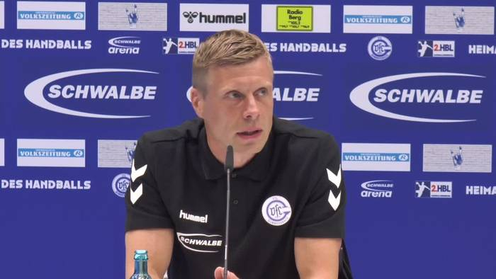 Video: VFL Gummersbach will mit Legende Gudjon Valur Sigurdsson zurück in die erste Liga