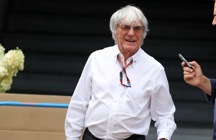 News video: Bernie Ecclestone ist mit 89 wieder Papa