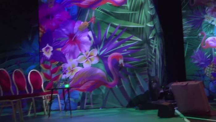News video: Hamburg: Schmidts Tivoli öffnet wieder als blühende Oase