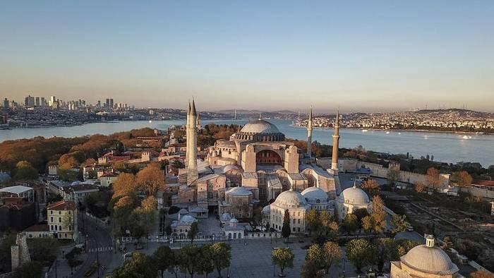 News video: Hagia Sophia soll Moschee werden: Gericht entscheidet in den kommenden Tagen
