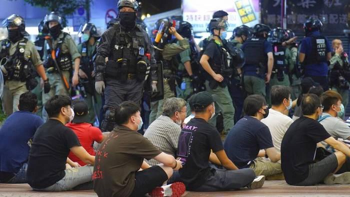 News video: Diplomatischer Streit um Hongkong voll enbrannt:
