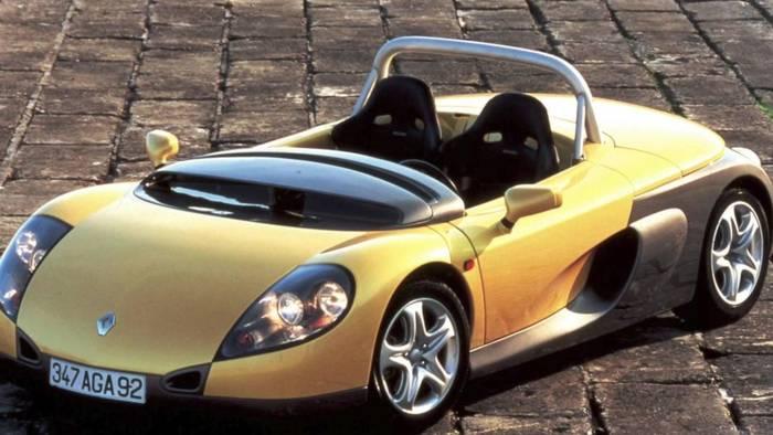 News video: 25 Jahre Renault Sport Spider