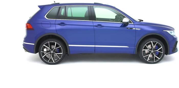 News video: Elektrifiziert und dynamisiert - Weltpremiere des neuen Volkswagen Tiguan