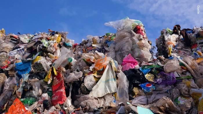 """Video: Nach Tafel-Besuch in Weilheim: Tüten voller Lebensmittel in den Müll gestopft - """"Leider kein Einzelfall..."""""""