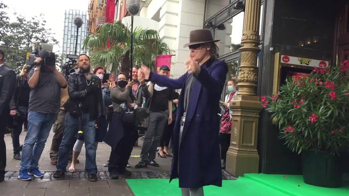 News video: Panikrocker Udo Lindenberg hat den Corona-Blues