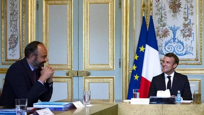 News video: Machtkampf im Elysée? Macron wechselt Ministerpräsident Philippe aus