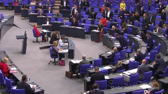 News video: Bundestag beschließt schrittweisen Kohleausstieg