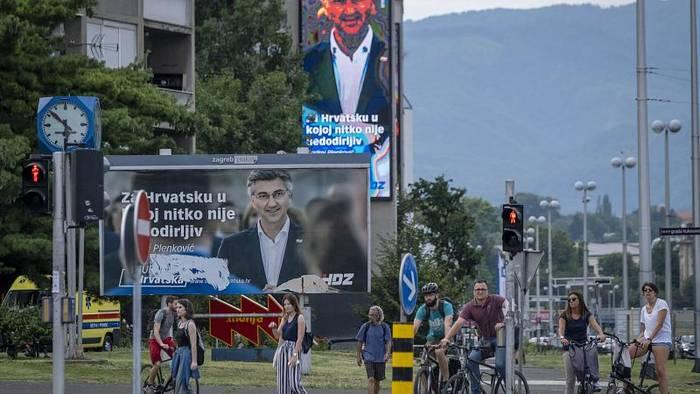 News video: Kroatien: Parlamentswahl im Schatten der Coronakrise