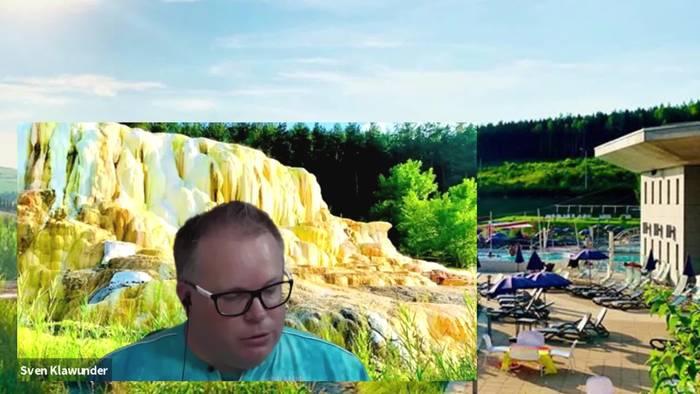 Video: Live: Thermal Spa und mehr in Eger/Ungarn