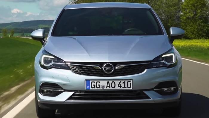 News video: Neuer Opel Astra - Effizienz- und Aerodynamik-Meister