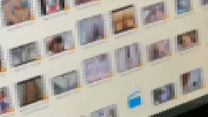 News video: Riesige Menge grausames Material sichergestellt - Schlag gegen Kinderpornografie-Ring in Italien