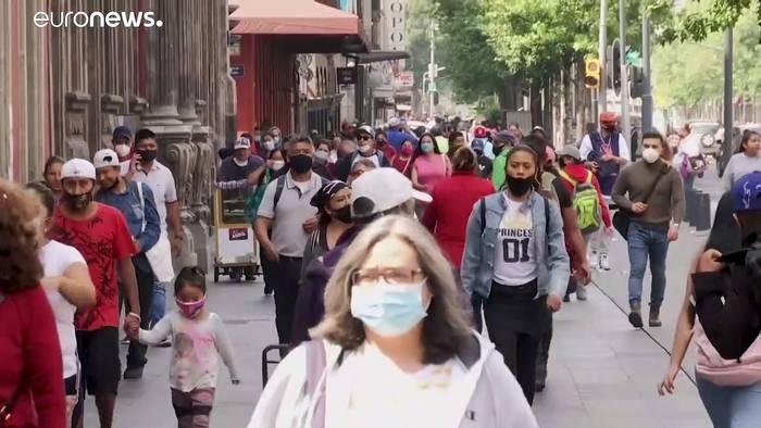 News video: WHO meldet Corona-Rekord: Neuinfektionen weltweit auf Höchststand