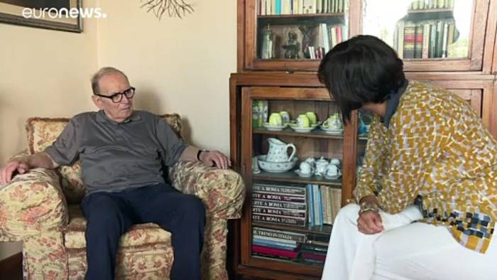 News video: Filmmusik-Legende Ennio Morricone mit 91 gestorben