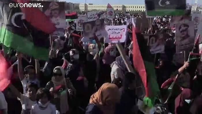 Video: Welche Rolle spielt Frankreich im Libyen-Krieg?