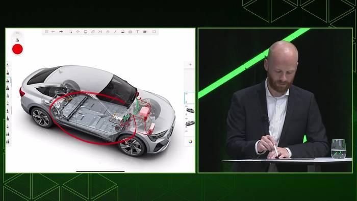News video: Audi TechTalk - die Highlights der Premiere