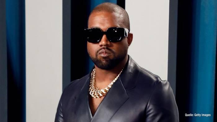News video: Kanye West: Rapper will 2020 US-Präsident werden