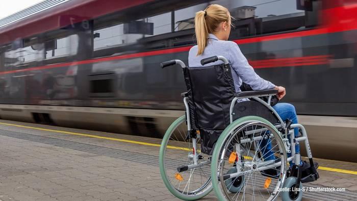 News video: Deutschlands Bahnhöfe: 22 Prozent nicht barrierefrei