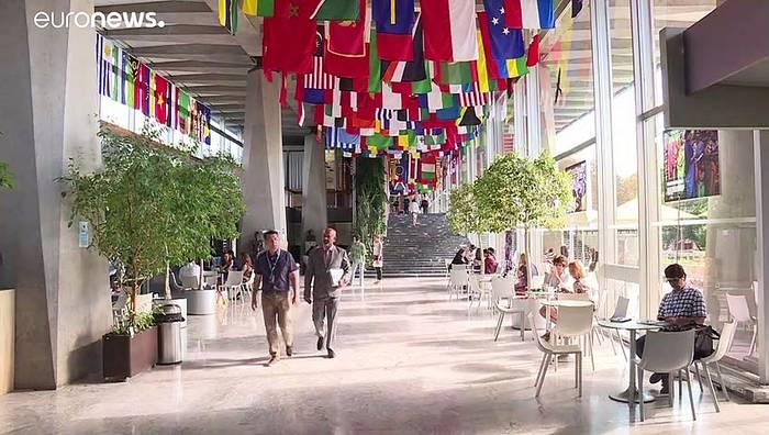 News video: USA treten aus Weltgesundheitsorganisation aus