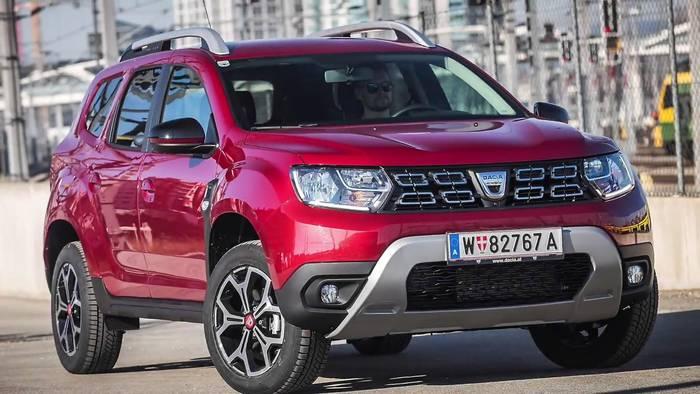 News video: 10 Jahre Dacia Duster