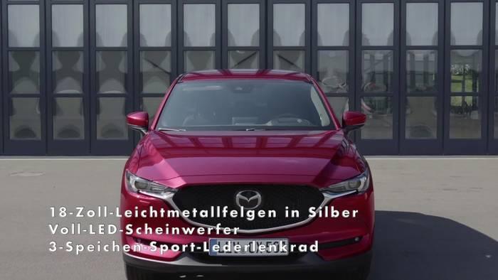 News video: Mazda MX-30 mit noch mehr Individualisierungsmöglichkeiten