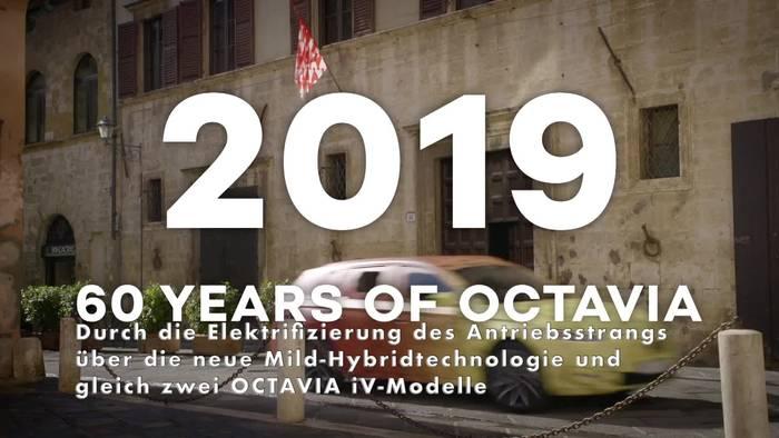 Video: Virtuelle Premiere des ŠKODA OCTAVIA RS und OCTAVIA SCOUT