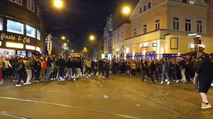 News video: Klassenerhalt: Werder rettet sich mit 2:2 in Heidenheim