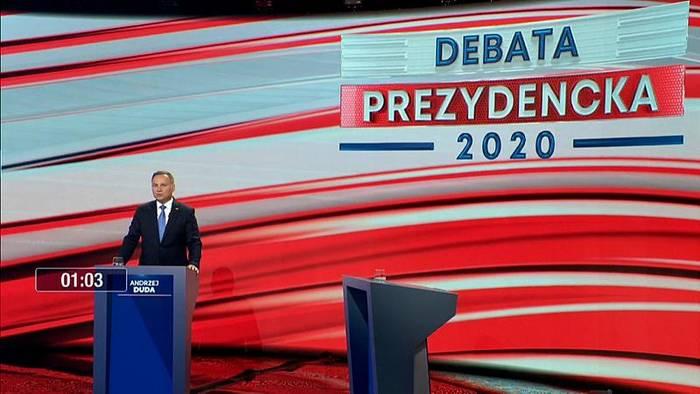 News video: Solo-Show statt TV-Duell: Fronten vor Stichwahl in Polen verhärtet