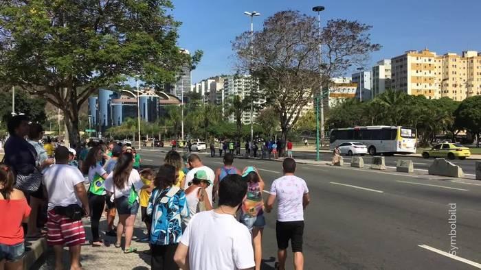 News video: Brasiliens Präsident Bolsonaro mit Coronavirus infiziert