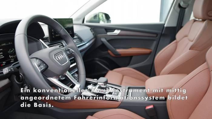 Video: Der Audi Q5 - Bedienung, Infotainment und Audi connect - Vernetzung auf Top-Niveau