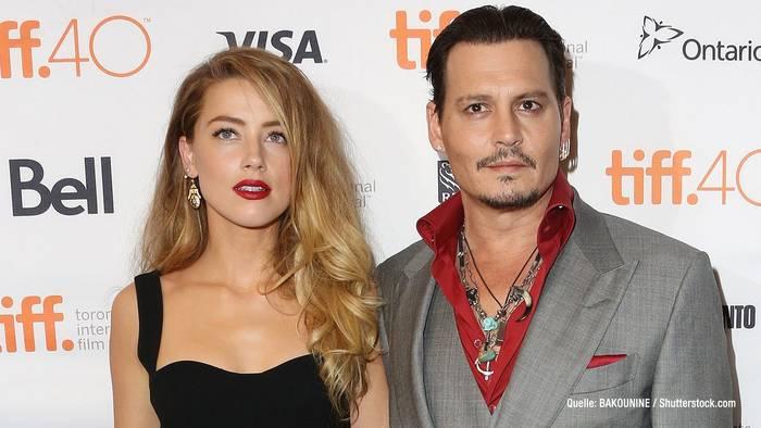 Video: Johnny Depp und Amber Heard: Ekel-Vorwurf im Gericht