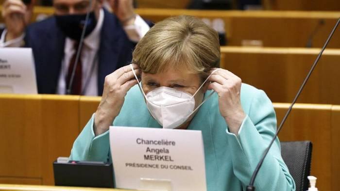 Video: Merkel will gemeinsam durch die Krise, wer macht mit? Euronews am Abend 08.07.
