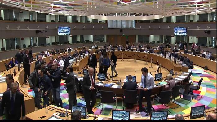 News video: Wer wird neuer Eurogruppenchef? Die Kandidaten.