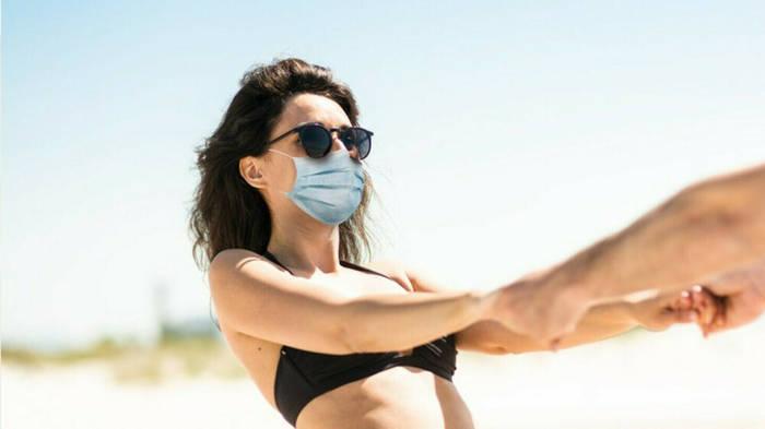 Video: Verschärfung auf Mallorca: Am Strand nur mit Mund-Nasen-Schutz?