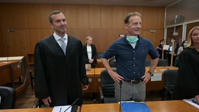Video: Unternehmer Alexander Falk zu Haft verurteilt