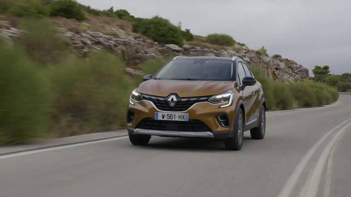 News video: Neuer Renault Captur E-TECH Plug-in startet bei 33.790 Euro