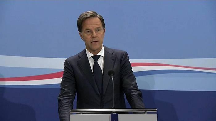News video: Niederlande verklagen Russland wegen Abschuss von Flug MH17