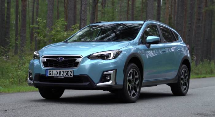News video: Der neue Subaru XV - Das Exterieur Design