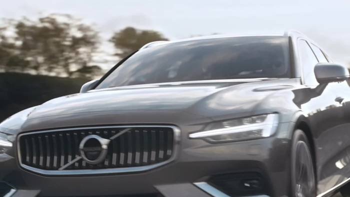 News video: Der Volvo V60 auf einen Blick